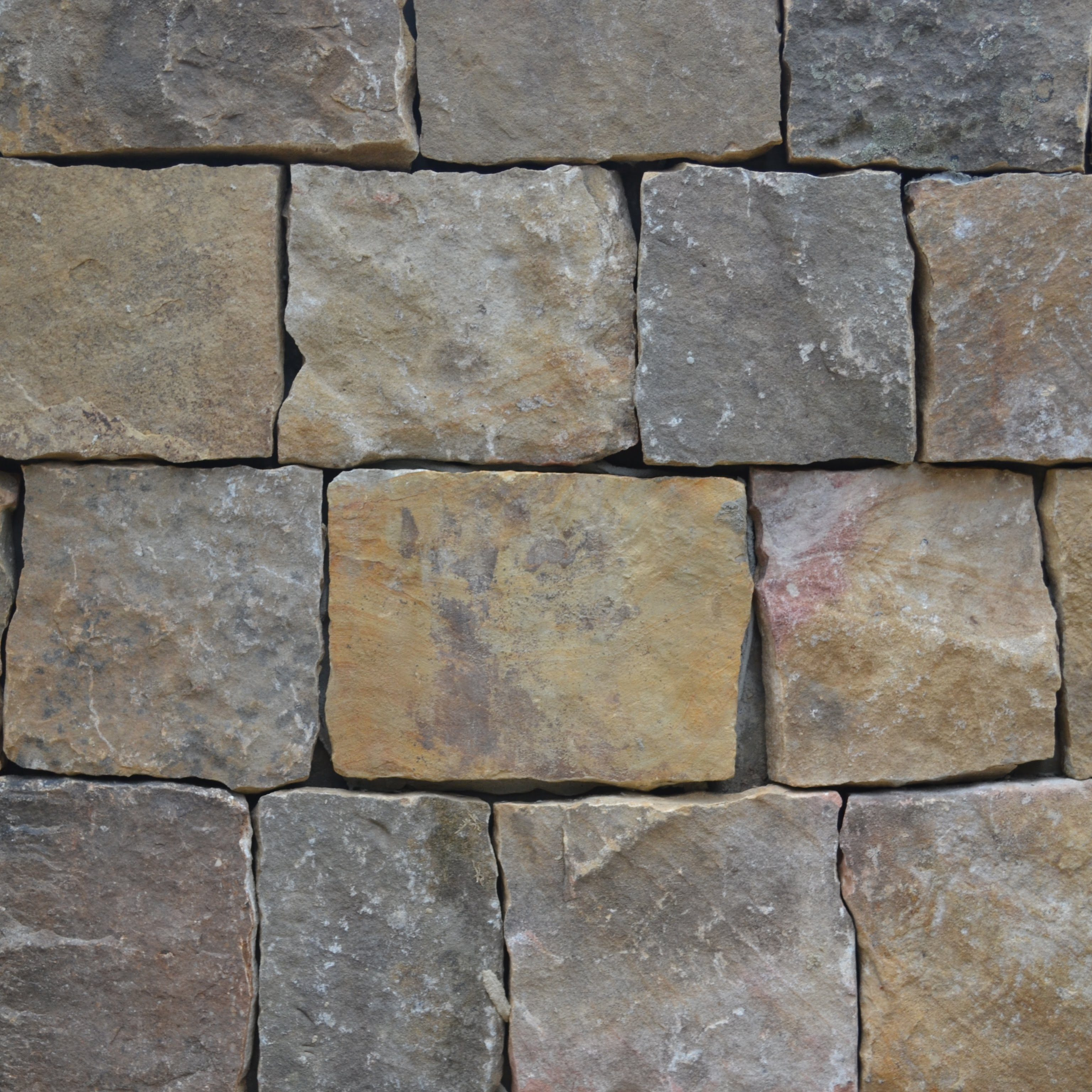 weathered ashlar